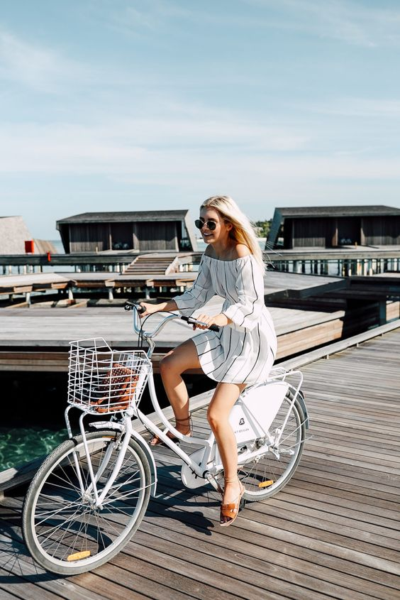 wycieczka rowerem