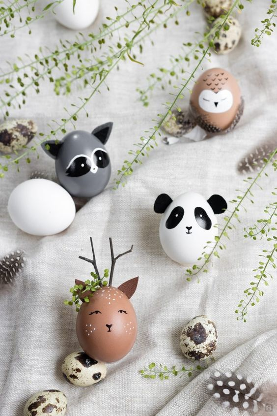 jajka zwierzaki