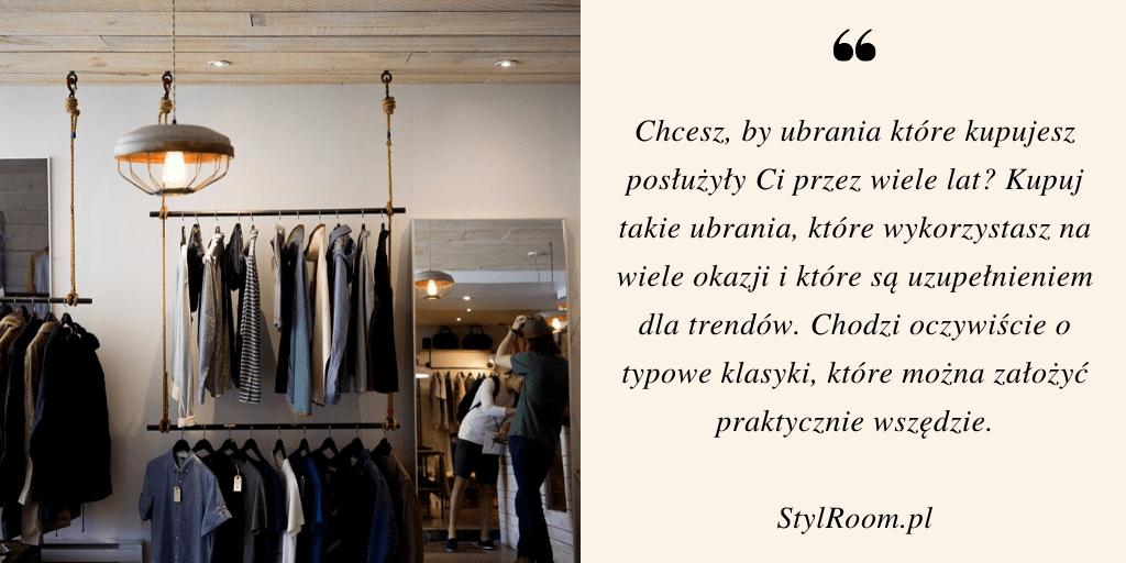 jak kupowac odziez